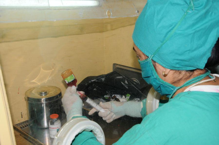 sancti spiritus, hospital provincial camilo cienfuegos, ciencia y tecnica, cancer, oncologia