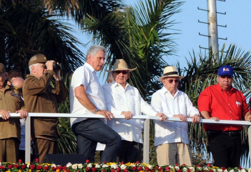 cuba, raul castro, primero de mayo, fidel castro, 90 cumpleaños de fidel, dia internacional de los trabajadores