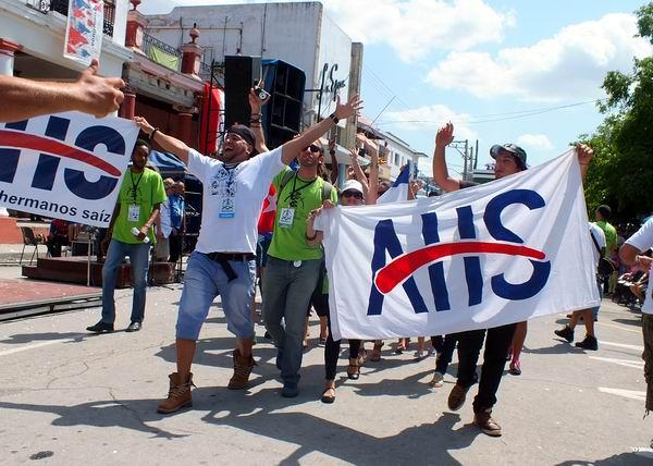 Este año las Romerías se dedican al aniversario 30 de la AHS. (Foto: Abel Rojas Barallobre)