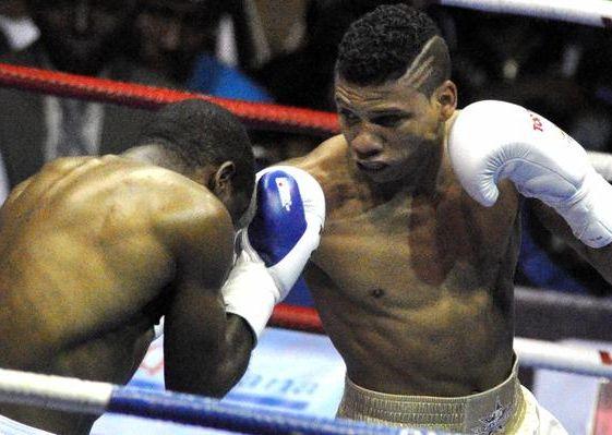 El espirituano Yosbany Veitia debe figurar en la nómina cubana que luchará por reconquistar el título. (Foto ACN)
