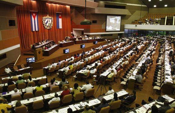 El Parlamento cubano realizará sus deliberaciones el próximo ocho de julio.