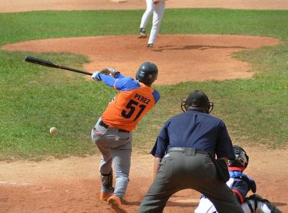 SSP CMG sub 23 béisbol cuba