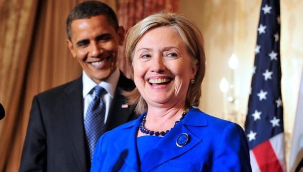 """""""No creo que haya alguien tan cualificado para ocupar esta oficina (Casa Blanca)"""", dijo Obama. (Foto: EFE)"""