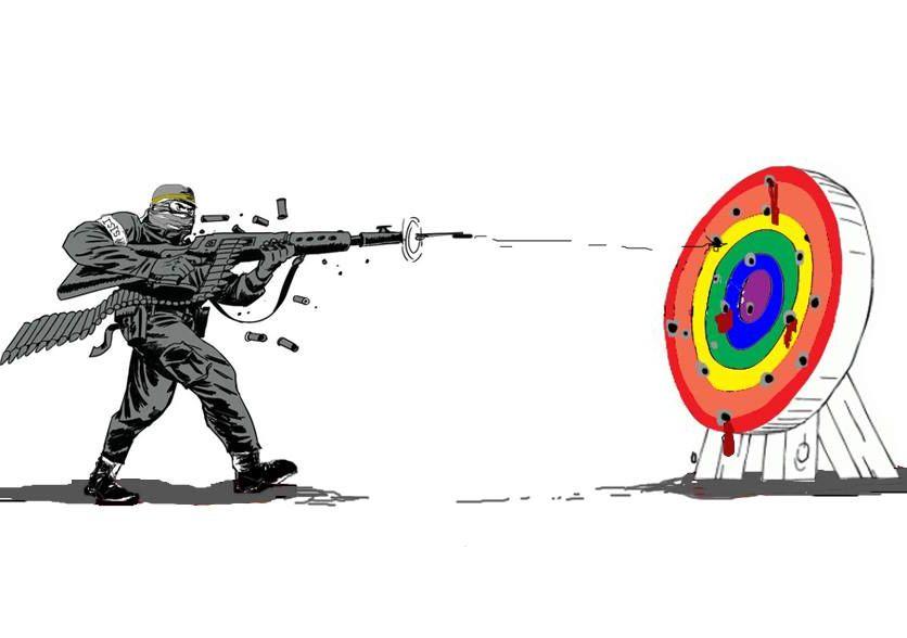 estados unidos, orlando, masacre, gay,  homofobia, lgbt