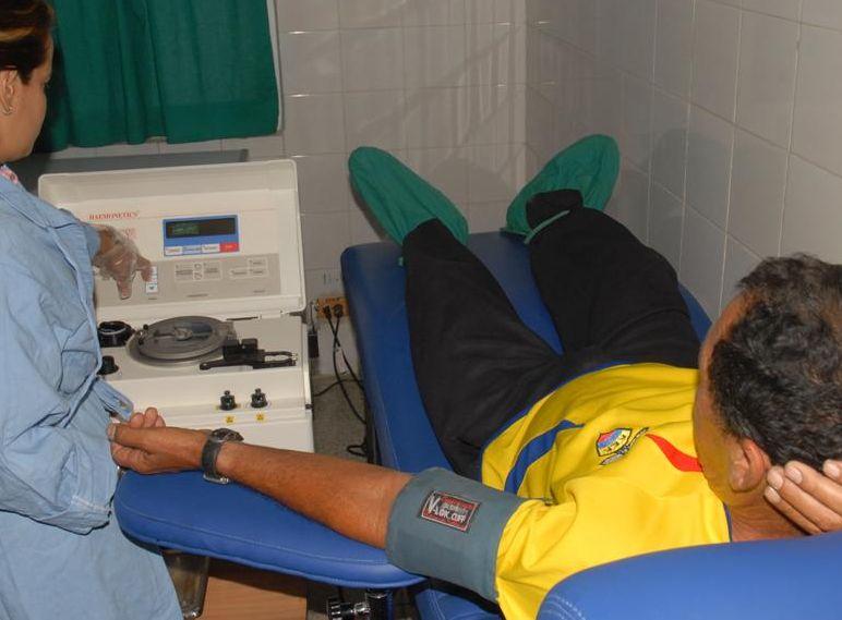 sancti spiritus, donaciones de sangre