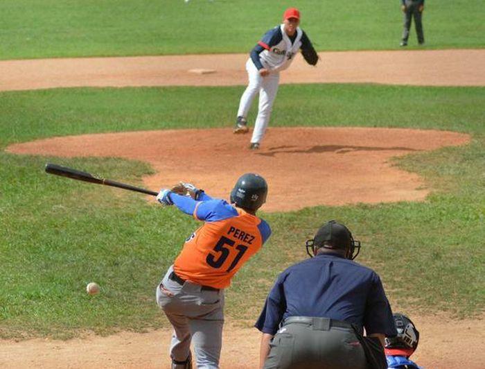 sancti spiritus, beisbol, sub-23, arroceros sub-23