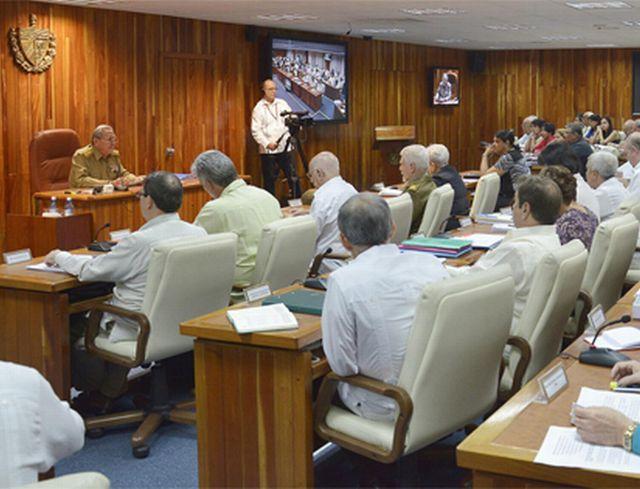 cuba, consejo de ministros, raul castro, economia cubana