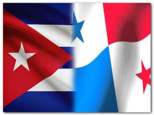 Cuba y Panamá analizaron las posibilidades de fortalecer las relaciones económicas bilaterales.