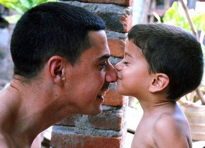 sancti spiritus, cuba, dia de los padres