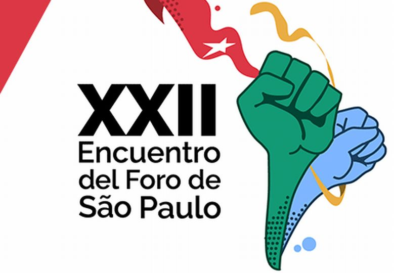 El XXII Encuentro del Foro de Sao Paulo sesionará hasta este domingo en El Salvador.