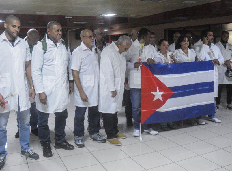 ecuador, sismo, cuba, medicos cubanos