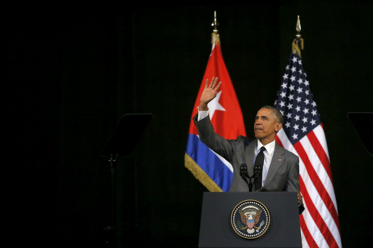 La ambigüedad entre lo que dice Obama y el rumbo de su administración distingue el trato actual del ejecutivo estadounidense hacia Cuba.