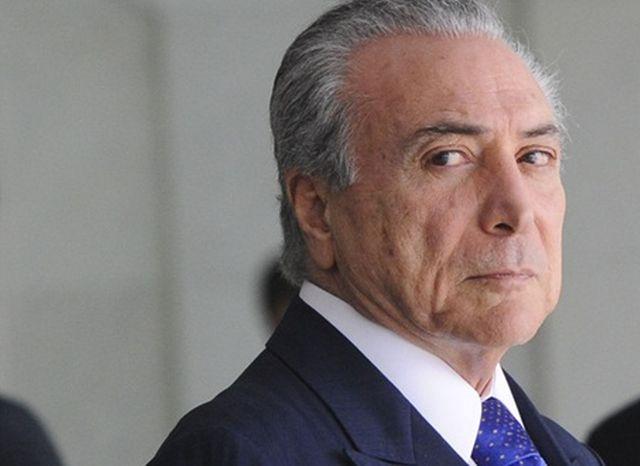 brasil, michel temer, petrobras