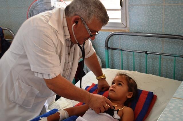 Trinidad, hospital, sancti spíritus, sancti spíritus en 26, cuba, 26 de julio
