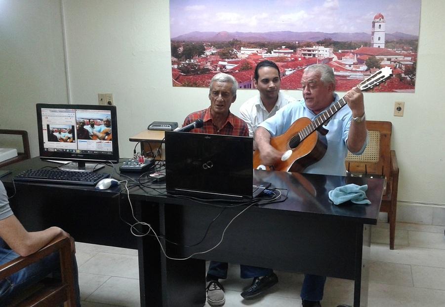 Sancti Spíritus, Radio Sancti Spíritus, Cuba, Escambray, 26 de Julio