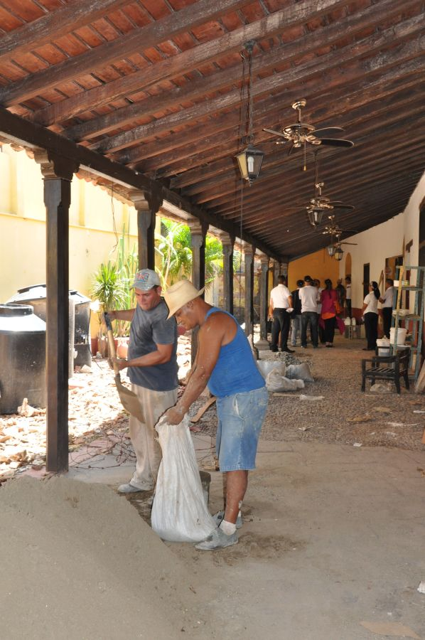 trinidad, turismo, sancti spiritus en 26, grupo extrahotelero palmares