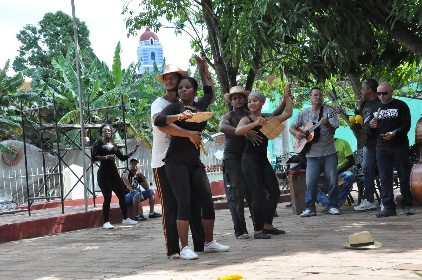 Sancti Spíritus, Sancti Spíritus en 26, Cuba, cultura