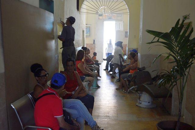 trinidad, sancti spiritus en 26, clinica estomatologica municipal