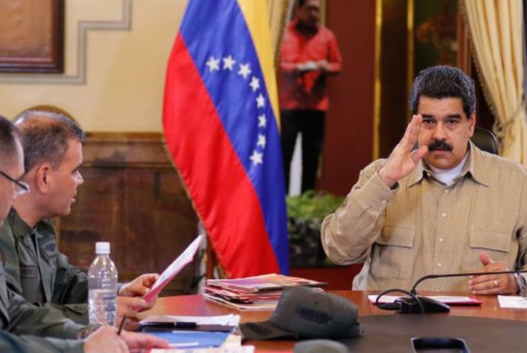 En una primera etapa esta Gran Misión priorizará la compra y producción de alimentos, medicinas y productos de higiene y aseo, aseguró Maduro. (Foto: AVN)