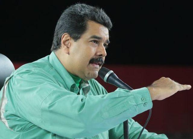 venezuela, nicolas maduro, posicion