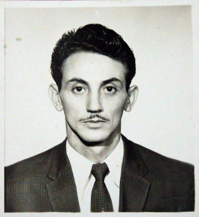 Ricardo Máximo Santana Martínez. (Foto: Archivo de Escambray)
