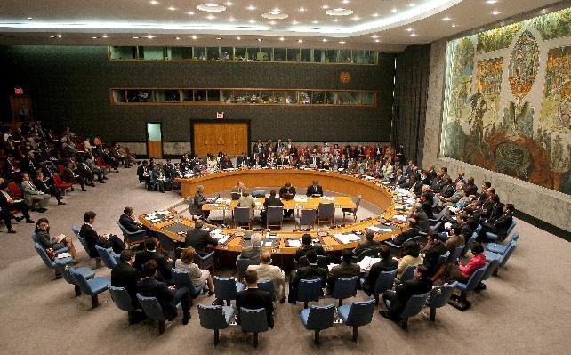 ONU evalúa amenazas para la paz durante conflictos internos