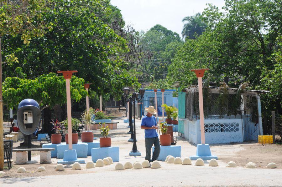 La iniciativa ha llegado hasta unos 130 poblados de todo el territorio. (Foto Vicente Brito / Escambray)