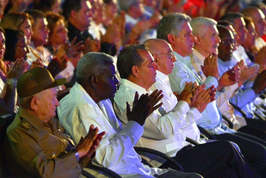 sancti spiritus en 26, gala por el 26 de julio, gala cultural