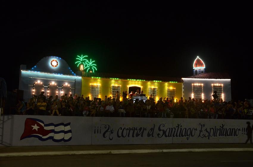 Santiago Espirituan 2016, Sancti Spíritus, Sancti Spíritus en 26, carnaval