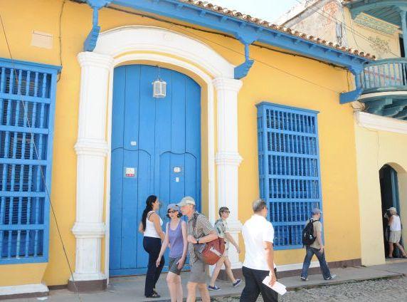 Trinidad figura entre los sitios de Cuba en los que la actividad no estatal resulta un importante complemento turístico.