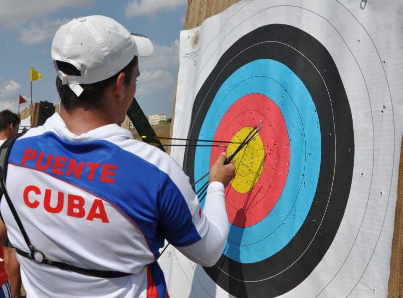 sancti spiritus, tiro con arco, adrian puente, juegos olimpicos de rio de janeiro 2016
