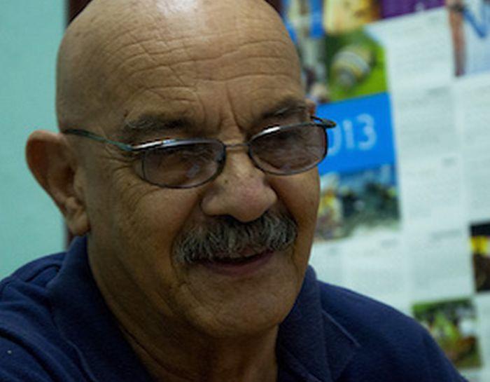 Antonio Moltó Martorell, presidente de la Unión de Periodistas de Cuba (UPEC).