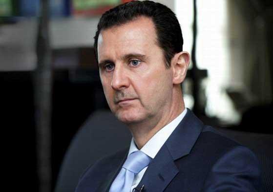 El presidente sirio abogó por el fortalecimiento de los nexos bilaterales con Cuba. (Foto: Reuters)