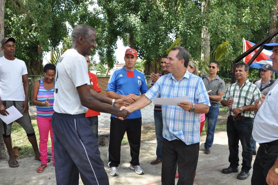 sancti spiritus en 26, taguasco, obras sociales, tuinucu