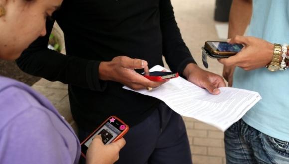 En el concurso podrán participar todos los usuarios de telefonía celular.