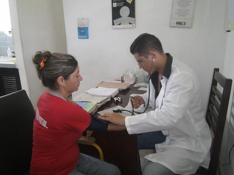 médicos cubanos Sancti Spíritus