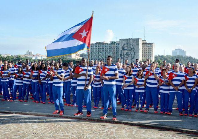 Un total de120 deportistas de las 18 disciplinas competirán en la venidera cita (Foto: Ricardo López Hevia)