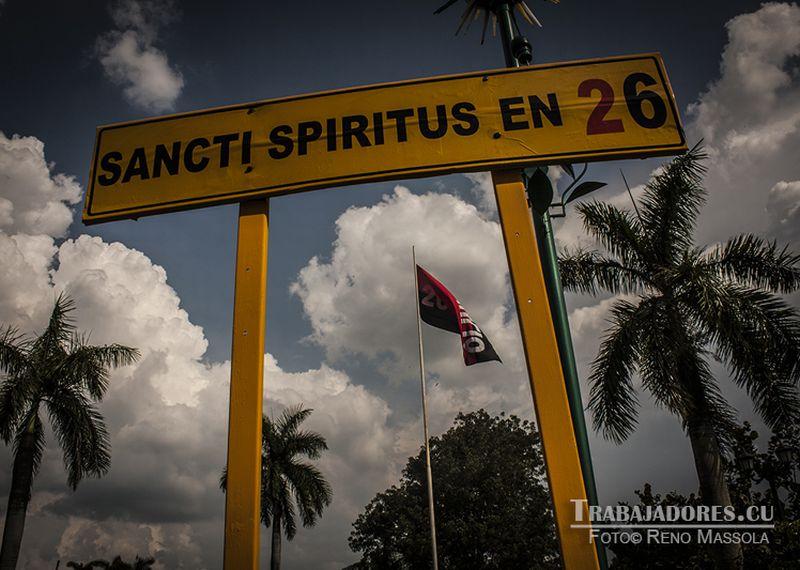 sancti spiritus, sancti spiritus en 26