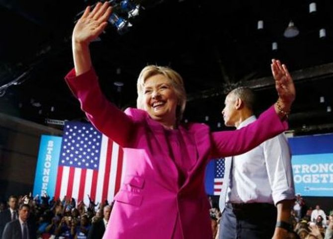estados unidos, elecciones en estados unidos, democratas, hillary clinton
