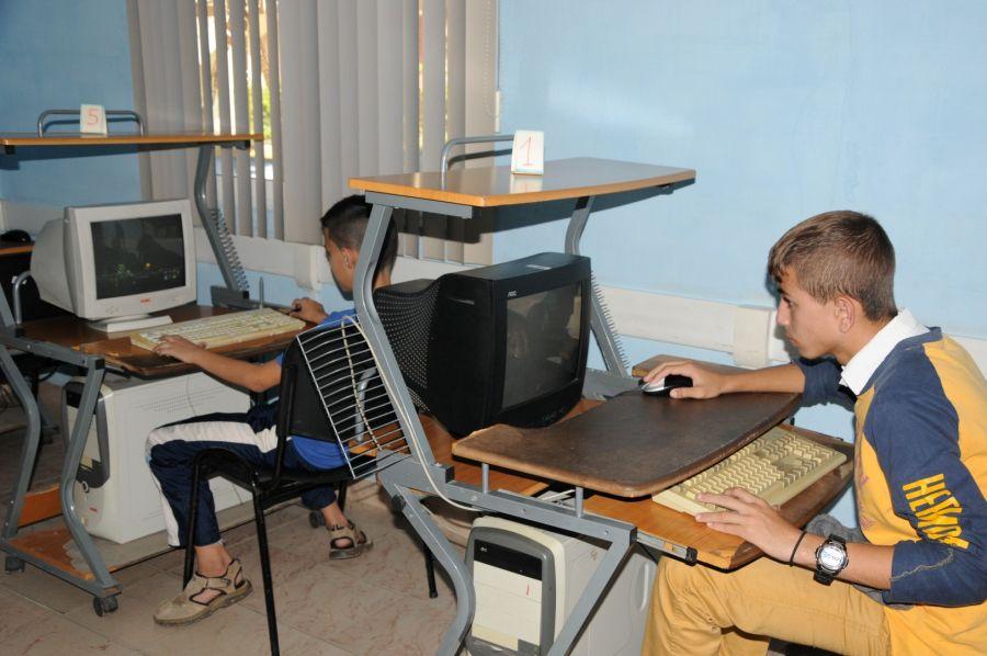 Durante el verano se multiplican las ofertas en los Joven Club de Computación.