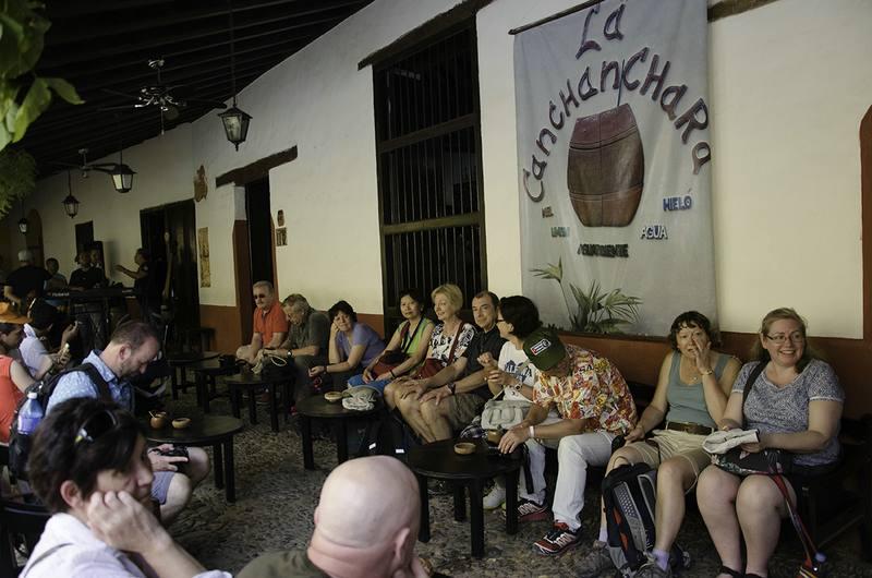 sancti spiritus, la canchanchara, palmares, turismo, trinidad