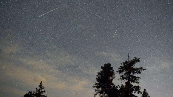 En el cielo se podrán apreciar estrellas fugaces en grandes cantidades. (Foto: Getty)