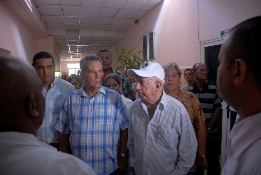sancti spiritus en 26, jose ramon machado ventura, trinidad, turismo cubano, polo turistico trinidad-sancti spiritus