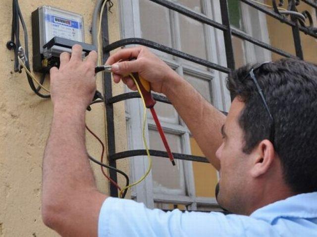 sancti spiritus en 26, empresa electrica, metrocontadores infrarrojos, metrocontadores digitales