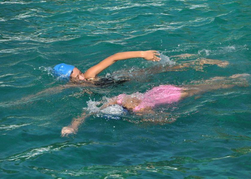 sancti spiritus, natacion, juegos escolares nacionales