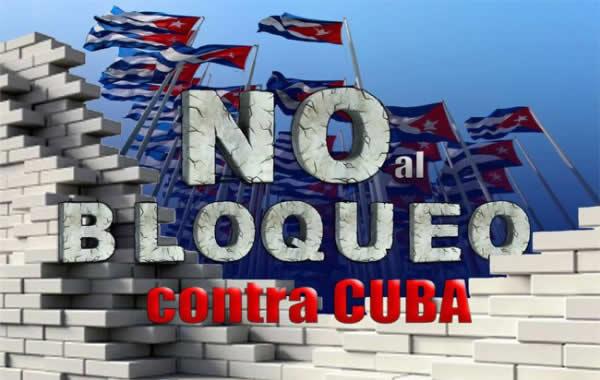 La parte cubana ha expuesto las bases de sus reclamos en torno al bloqueo.