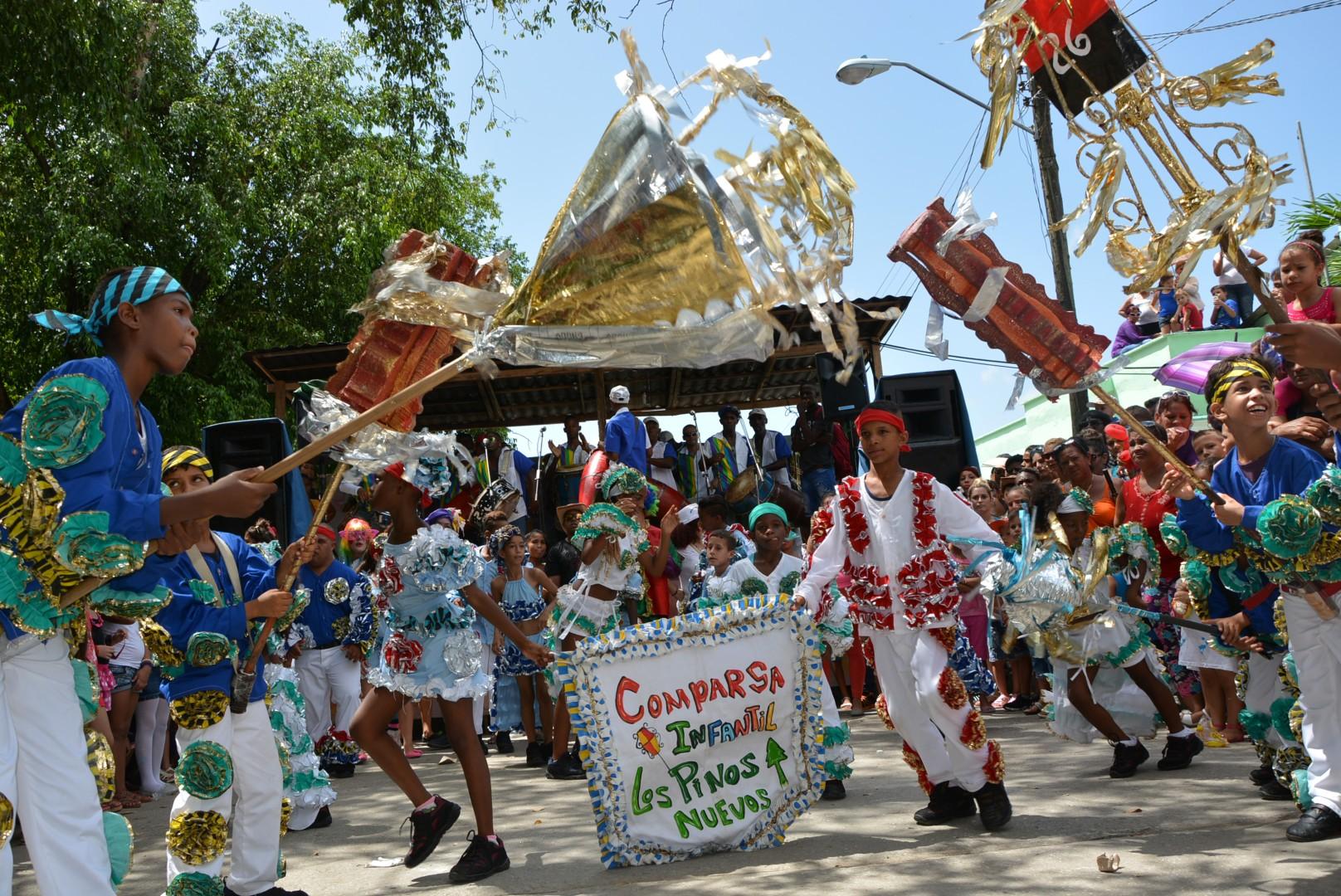 Santiago Espirituano, carnaval, Sancti Spíritus, Sancti Spíritus en 26, Cuba