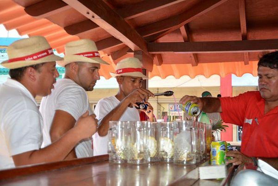 Una remozada y funcional sala de fiestas de Palmares vió la luz en el poblado de Fomento. (Foto: Oscar Alfonso/ ACN)