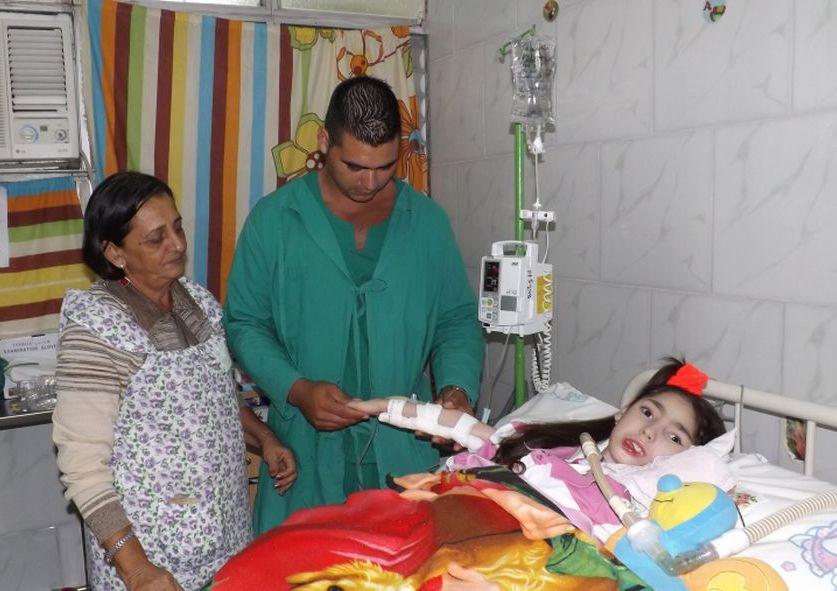 sancti spiritus, salud publica, hospital pediatrico jose marti