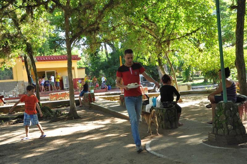 sancti spiritus, campismo popular, verano, etapa estival
